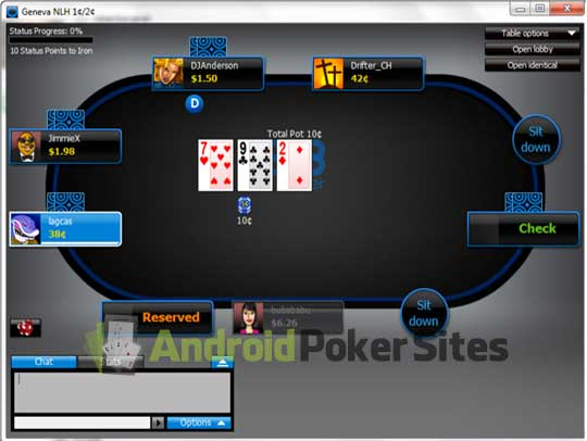 888 poker apk download