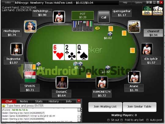 Real money poker on ipad