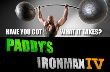 Paddy's Ironman IV Promotion